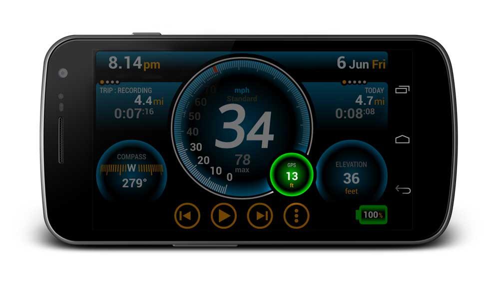 GPS Status Monitor