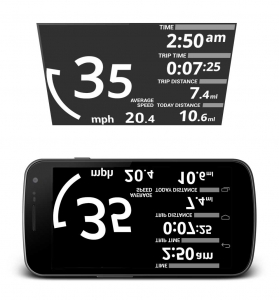 gps-speedometer-hud-mode