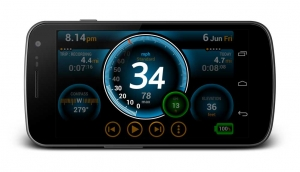 High Precision GPS Speedometer